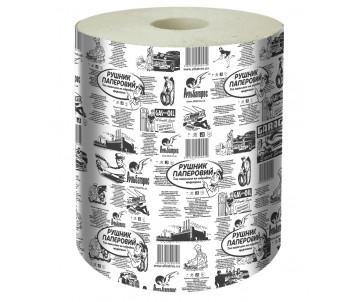 Полотенца бумажные Джамбо Альбатрос 463