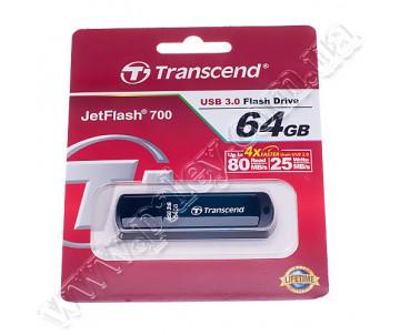 """Модуль пам""""яті USB 64 Gb Transcend"""