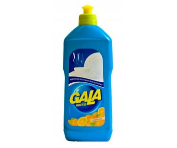 Миючий засіб для посуду GALA 500мл
