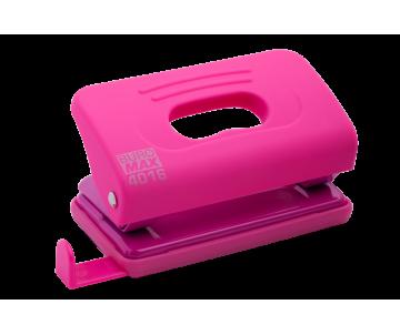 Дирокол пластик 10л Рожевий BM-4016-10