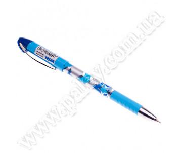 Ручка WIN кулькова масляна Glidex синя