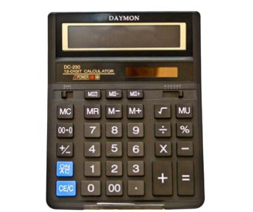 Calculator Daymon DC-230
