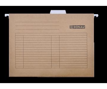 Підвісний файл А4, коричневий