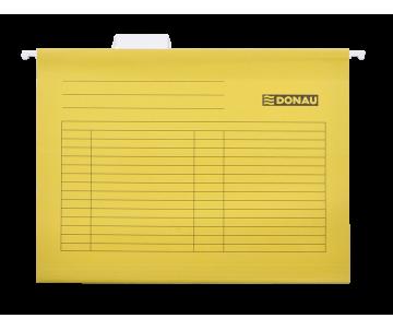 Підвісний файл А4, жовтий