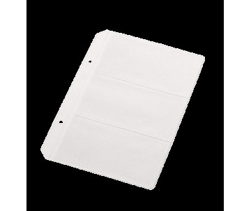 File for of 6 cards (PVC)