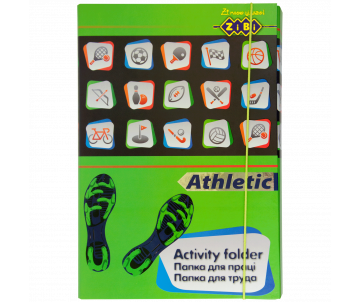 Folder for work ATHLETIC A4+ ZB17-14900