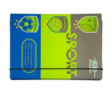 Folder for notebooks B5+ ZB17-14951