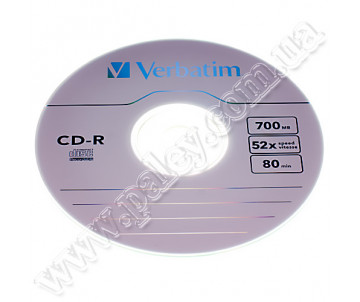 CD-R Verbatim 10pcs.