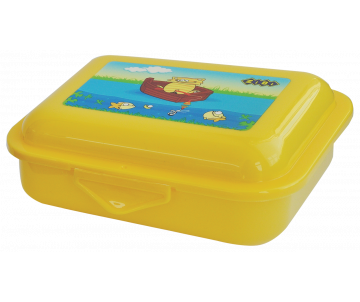 Container for food yellow 3050