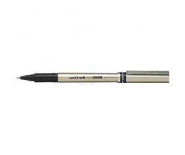 Ручка кап. uni fine DELUXE 0.7 мм синий