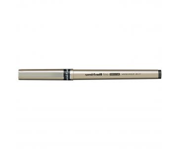 Ручка кап. uni fine DELUXE 0.7 мм синій