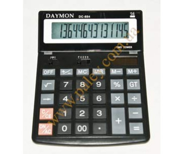 Calculator Daymon DC-444