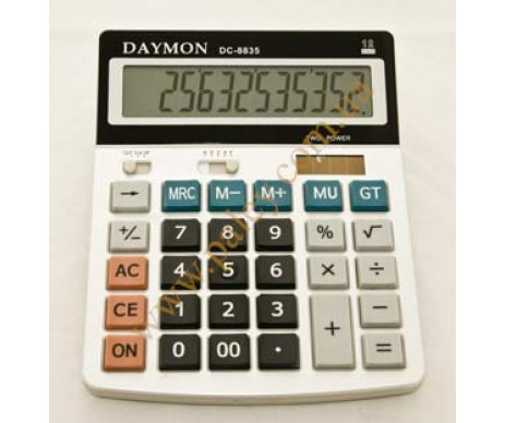Calculator Daymon DC-8835