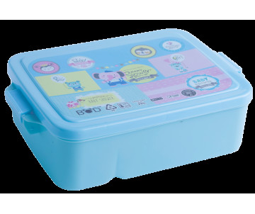 Container for food, blue ZB-3055-14