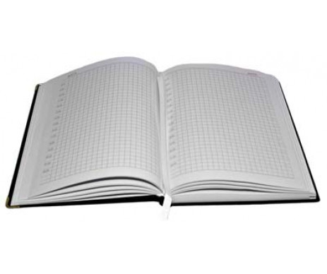 Діловий щоденник А5 192 аркушів  239-12