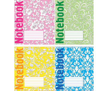 Notebook 18 sheets (line) ТА51821 2096л