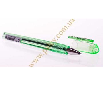 Ручка гелева Piramid зелена