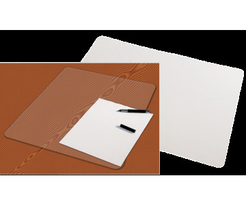 Lined for writing transparent (529х417мм, PVC)