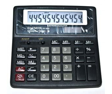 Calculator Daymon DC-602