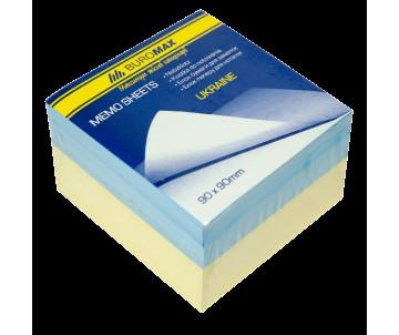 Блок бумаги для заметок 90х90 BM 2286