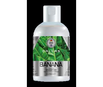 Шампунь+Маска з екстрактом банана Dallas