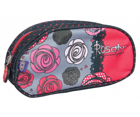 Pencil case-cosmetic bag ROSARY