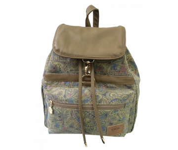 Backpack Baggy LIGHT PAISLEY