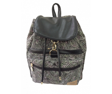 Backpack Baggy DARK PAISLEY