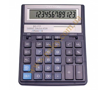 Calculator Daymon DC-777