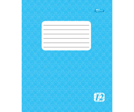 Notebook 12 sheets cell 2326к
