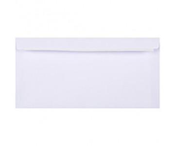 Конверт DL (110х220мм) білий СКЛ 2053