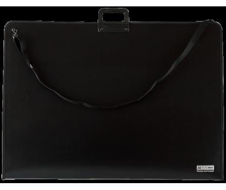 Портфель пластиковий A1 890 x 644 мм PROFESSIONAL чорний Buromax
