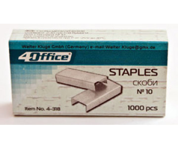 Staples No. 10 4OFFICE 4-318