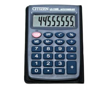 Calculator Citizen LC-110