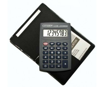 Calculator Citizen LC 210.