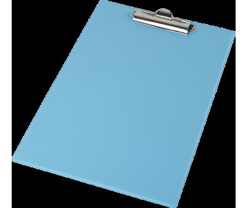 Clipboard A4 PVC blue