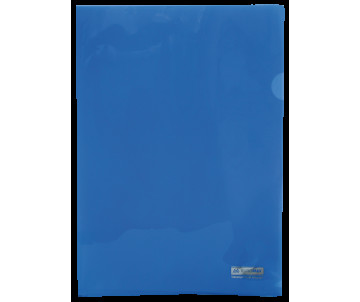 Folder A4 blue area JOBMAX Buromax