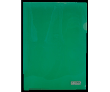 Folder A4 green area JOBMAX Buromax