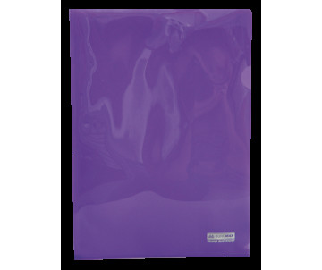 Folder A4 purple area JOBMAX Buromax