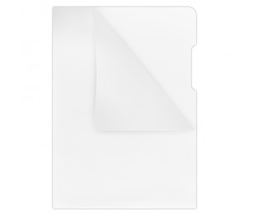 Folder area A4 180 micron transparent