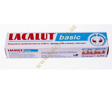 Зубна паста Лакалут-базік 75 мл.