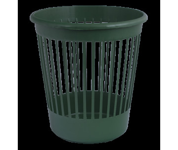 Basket office 10l, green 82066