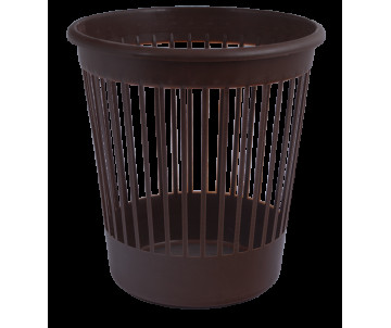 Basket office 10l, brown 82067