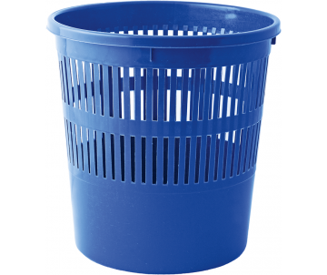 Wastepaper basket 8 l blue BM 1920-02