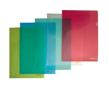 Folder file area thick colored 58013