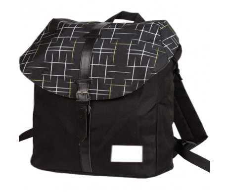 Backpack Simple SQUARE ZB17-0633SR