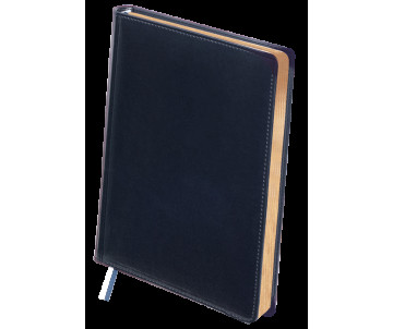Diary undated A4 BOSS 288 pages blue