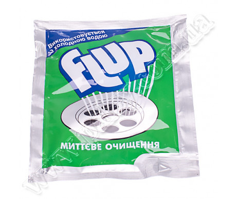 Tool channel pipe Flop granules 80 g