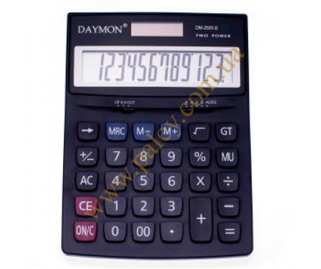 Calculator Daymon DM-2505