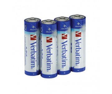 The Verbatim AA Alcaline battery (1pc)